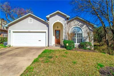 Austin Single Family Home For Sale: 3910 Capistrano Trl