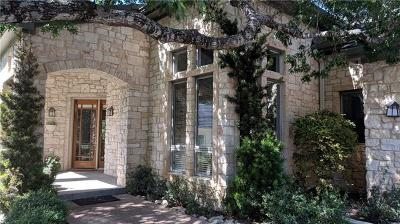 Austin Condo/Townhouse For Sale: 2305 Barton Creek Blvd #20
