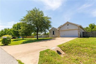Pflugerville, Round Rock Single Family Home For Sale: 1315 Saint Croix Ln
