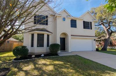 Travis County Single Family Home Active Contingent: 5313 Spirea Cv