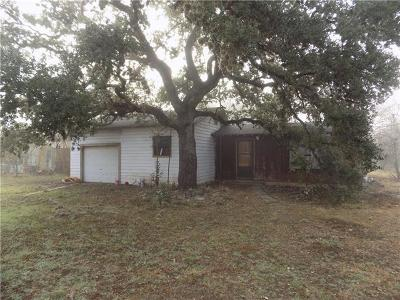 Round Rock Single Family Home Pending - Taking Backups: 1401 E Main St