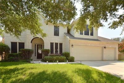 Round Rock Single Family Home Pending - Taking Backups: 2304 Masonwood Way