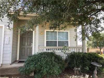 Hays County, Travis County, Williamson County Single Family Home For Sale: 8700 Meridian Oak Ln