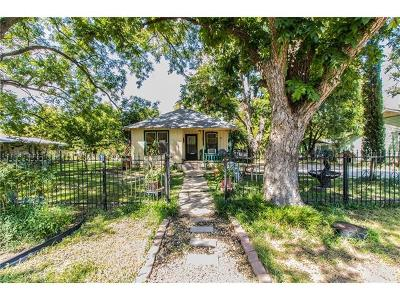 Single Family Home For Sale: 4706 Prock Ln
