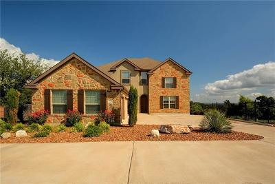 Hays County, Travis County, Williamson County Single Family Home For Sale: 7711 Aria Loop #1