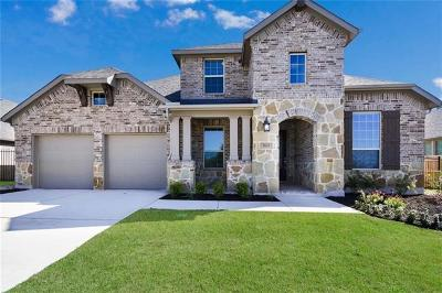 Spicewood Single Family Home For Sale: 5605 Cypress Ranch Blvd