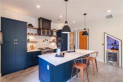 Austin Single Family Home For Sale: 1604 Greenwood Ave #A