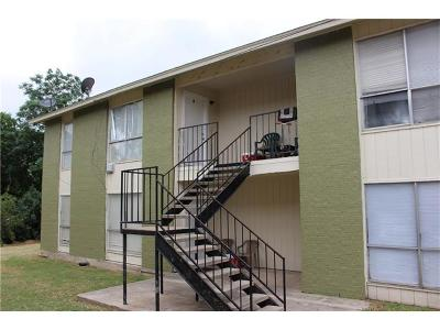 San Marcos Multi Family Home For Sale: 100 Uhland Rd