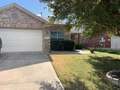 Pflugerville Single Family Home For Sale: 4017 Bandice Ln