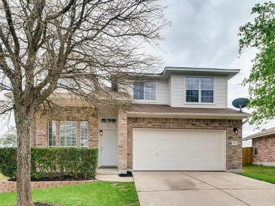 Cedar Park Single Family Home For Sale: 902 Cedar Crest Dr