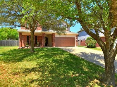 Single Family Home For Sale: 905 Settlement Cv