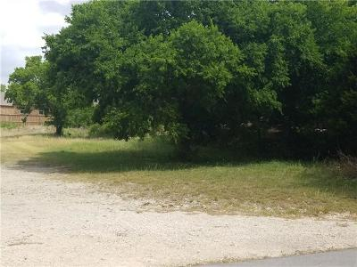 Leander Residential Lots & Land For Sale: 903 Los Vista Dr