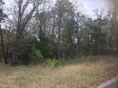 Bastrop County Residential Lots & Land For Sale: TBD Commanche