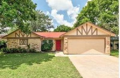 Austin Single Family Home For Sale: 8001 Scotland Yard