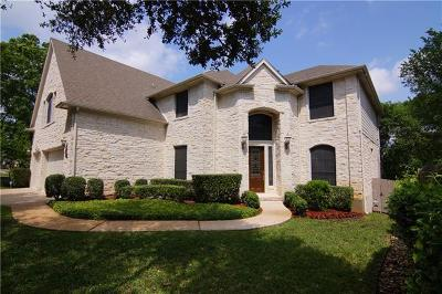 Austin Single Family Home For Sale: 10680 Bramblecrest Dr
