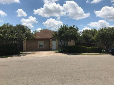 San Marcos Single Family Home For Sale: 1141 Overlook Way