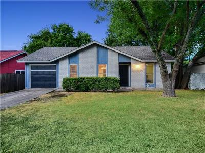 Austin Single Family Home For Sale: 1106 Neans Dr
