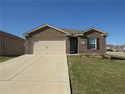 Williamson County Single Family Home For Sale: 217 Farmer Ln