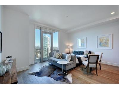 Travis County Condo/Townhouse For Sale: 222 West Ave #2508