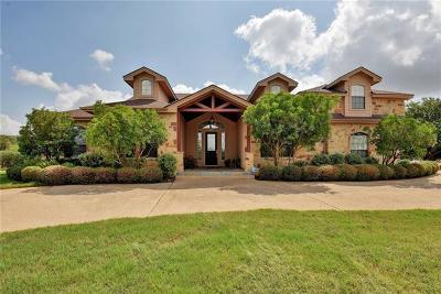 Dripping Springs Single Family Home Pending - Taking Backups: 412 Broken Lance
