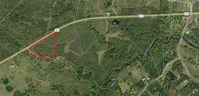 Cedar Creek Farm For Sale: 10.002 acres Hwy 21