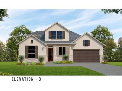 Austin Single Family Home For Sale: 179 Mendocino Ln