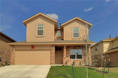 Cedar Park Single Family Home For Sale: 405 Libani Ln
