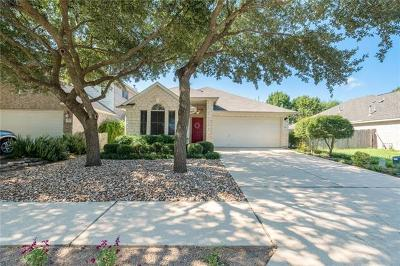 Austin Single Family Home For Sale: 3501 Roller Xing