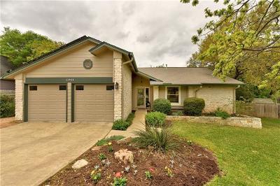 Austin Single Family Home Pending - Taking Backups: 11904 Braewood Dr