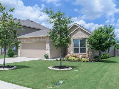 Leander Single Family Home For Sale: 252 Chickadee Ln