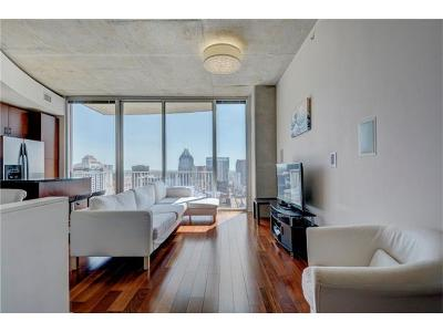 Travis County Condo/Townhouse For Sale: 360 Nueces St #2903