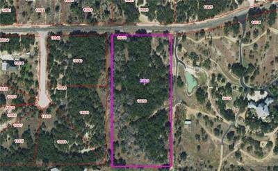 Spring Branch TX Residential Lots & Land For Sale: $112,000