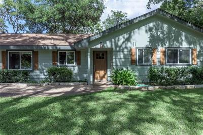 Marble Falls Single Family Home Pending - Taking Backups: 409 Oleander Dr