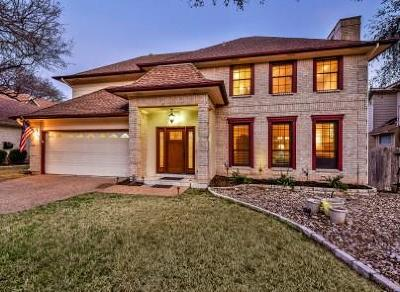Austin Single Family Home For Sale: 3502 Crowncrest