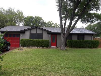 Travis County Single Family Home Pending - Taking Backups: 700 Dulwich St