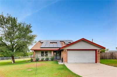 Pflugerville Single Family Home For Sale: 1602 Samoa Ct