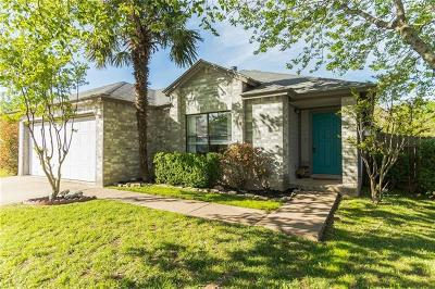 Round Rock Single Family Home Pending - Taking Backups: 2907 Donnell Dr