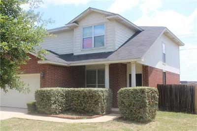 Single Family Home For Sale: 1514 McDowell Bnd
