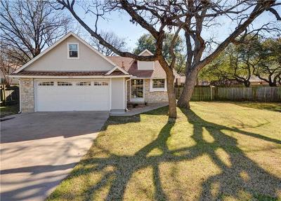 Austin Single Family Home For Sale: 12704 Rhea Ct
