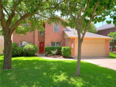 Hays County, Travis County, Williamson County Single Family Home Pending - Taking Backups: 8625 Neider Dr