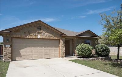 Hutto Single Family Home For Sale: 206 Creston St