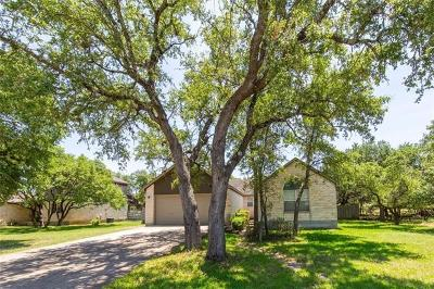 Wimberley Single Family Home For Sale: 7 Deer Ridge Rd