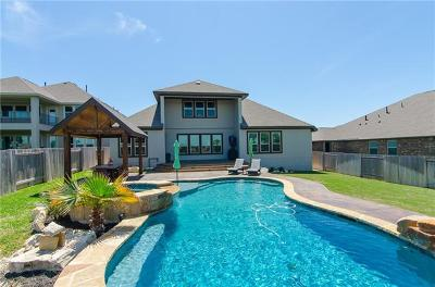 Leander Single Family Home For Sale: 2925 Long Lasso Pass