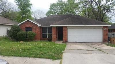 Austin Single Family Home Pending - Taking Backups: 5409 Hickory Dr