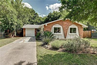 Austin Single Family Home For Sale: 500 Westmorland Dr