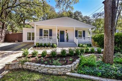 Austin Single Family Home For Sale: 1707 Hopi Trl