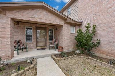 Pflugerville Single Family Home For Sale: 715 Black Isle Dr