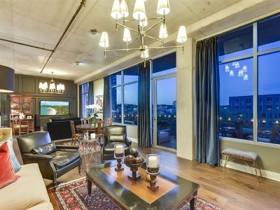 Austin Condo/Townhouse For Sale: 800 W 5th St #606