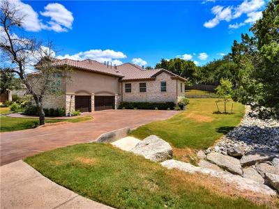 Single Family Home For Sale: 802 Rough Hollow Dr