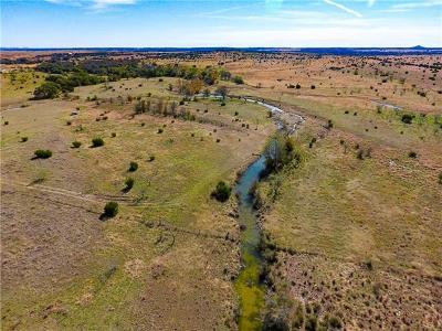 Lampasas Farm For Sale: TBD County Road 2337